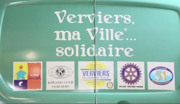 """""""Verviers ma ville... solidaire"""" souffle ses vingt bougies"""
